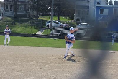 Mineral Point Baseball vs Riverdale 4-30-18