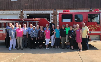 Mineral Point Class of 1958 Reunion