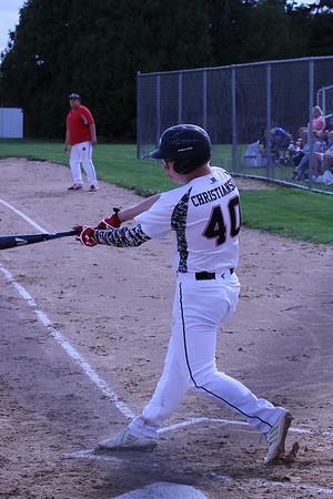 Mineral Point @ Iowa-Grant Baseball 5-22-18