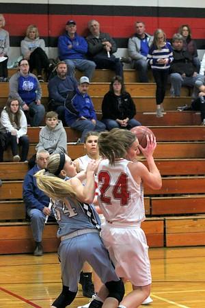 Mineral Point @ Iowa-Grant Girls Basketball 12-7-17