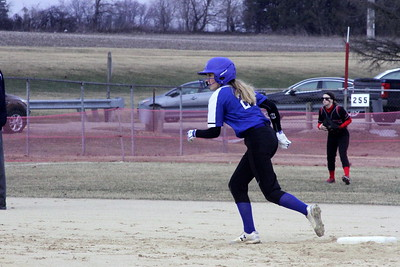 Mineral Point @ Iowa-Grant Softball 4-12-18