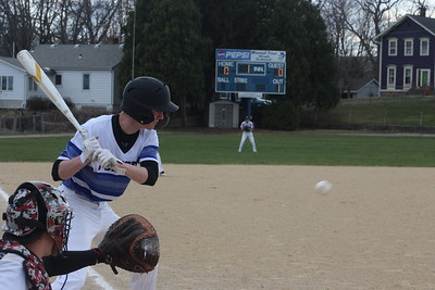 Mineral Point vs Iowa-Grant Baseball 4-27-18