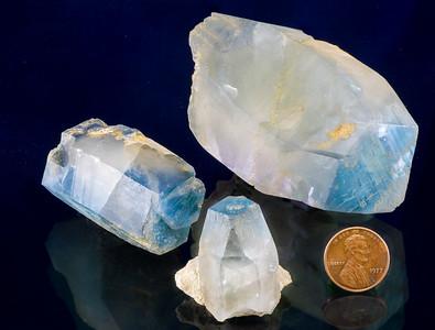 Celestite Crystals, Travis Couny, Texas (Bull Creek)