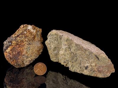 Scheelite (Tungsten Ore), Hudspeth County, Texas