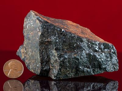 Gadolinite (Y), a Berylium Yttrium Rare Earth, Llano County, Texas