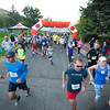 Record Field in Miners' Day 5k