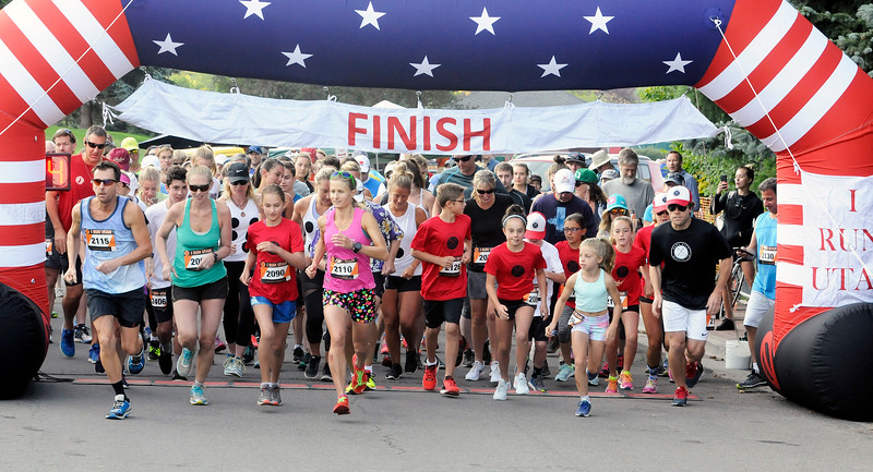 2017 Miners' Day 5k