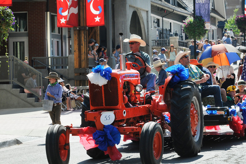Miners' Day Parade 2017