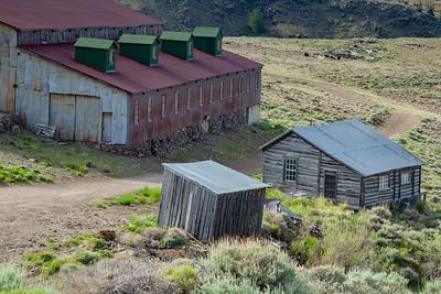 Carissa Mine, South Pass, Wyoming