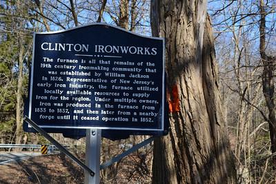 Clinton & Waywayanda Furnaces