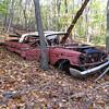 Wreck in Splitrock WMA