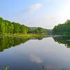 Morning on Weldon Pond, Mahlon-Dickerson Park, NJ