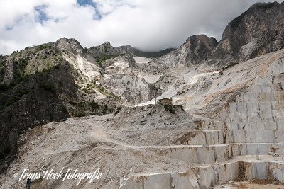 Carrara Marble quarries
