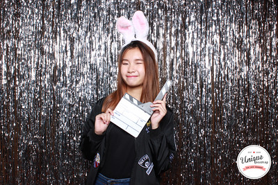 Ming Zhang + Su May Photobooth Album