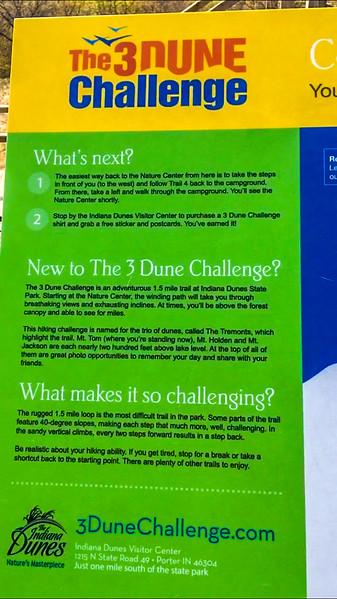 Taking on the 3 Dune Challenge!
