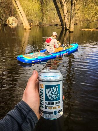 Yeah I'll take a brew!