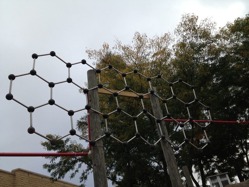 Discovery Center Museum (Rockford, IL) - Carbon Playground Project