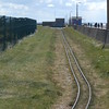 Looking along the Prom Straight towards the Tunnel in distance