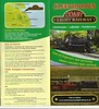 Leaflet for Railway <br /> <br /> New to Smugmug??<br /> <br /> To read the print clearly / make picture bigger : <br /> <br /> Best way to read it if you new to Smugmug<br /> <br /> Put your mouse pointer over centre of pic and double click which blows it up. <br /> <br /> Then in the Bottom RIGHT hand corner there is a RESIZE BUTTON so select size you want. <br /> <br /> To cancel and come back just click the big X in top right hand