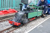 Steam Loco Lyn sits in Mousetrap Hall Station