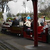 Pic by Liz <br /> <br /> Steam Loco <br /> <br /> # 27 Adiela <br /> <br /> Deaparts the station