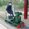 "Diesel Loco no 8 <br /> <br /> Rockclimber <br /> <br /> Type: 4-Wheel Petrol Hydraulic<br /> <br /> Date Built: 2011<br /> <br /> Builder: Michael Henderson/Matt Nunn<br /> <br /> Engine: Lister D<br /> <br /> Colour: Brunswick Green<br /> <br /> Info on this Loco below off there website <br /> <br /> <a href=""https://www.lakeshorerailroad.co.uk/rockclimber"">https://www.lakeshorerailroad.co.uk/rockclimber</a>"