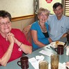 Martha Evans, Mary Adudrey Finazzo & Mike Rogers