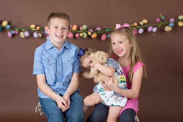 Lisa Jones' Kids