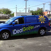 "Van Wrap for iDeal Golfer in Dallas, TX  <a href=""http://www.skinzwraps.com"">http://www.skinzwraps.com</a>"