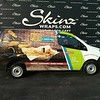 NV200 Van Wrap, custom-designed for PDQ Catering, Dallas, TX