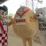 Big Boy, ZEGGZ and The Arctic Scoop.