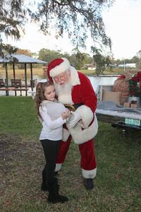 Keirstyn's Santa Portraits