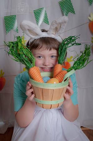 Abby Easter Mini