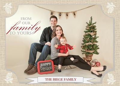Biege Family