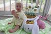 Olivia's Easter Portraits