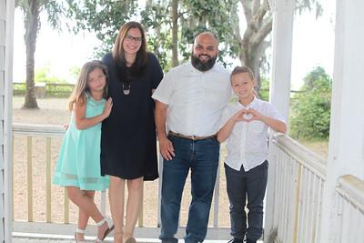 Lopez-Zamudio Family