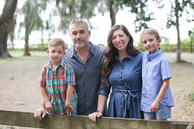 Seligman Family, Spring 2019