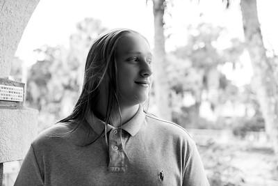 Ayden's Senior Portraits