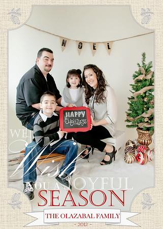 Olazabal Family