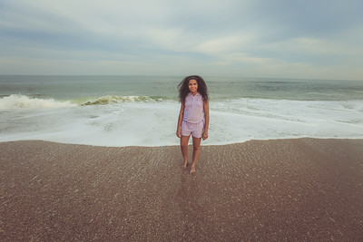 Talia and her babies at Mickler's Landing in Ponte Vedra Beach