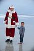 Adrian meets Santa!