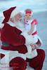 Baby Ava Meets Santa!