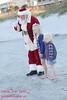 Blakely and Quinn meet Santa!