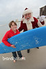 Chase and Santa