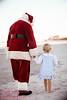 Ella Meets Santa!