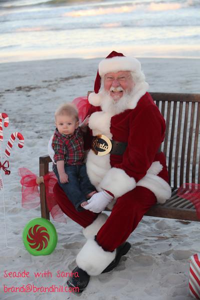 Santa Photos by Brandi Hill