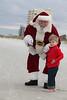 Cole Meets Santa!