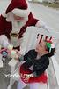 Lauren meets Santa!