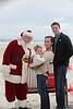 Leighton meets Santa