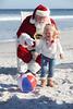 Marley Meets Santa!